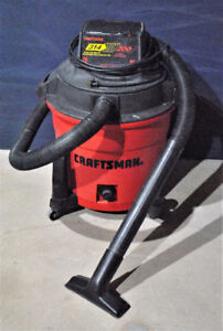 Craftsman Large Capacity 60L Wet/ Dry Vacuum with Blower