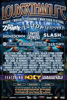 Louder Than Life Festival Louisville Kentucky..