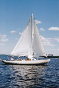 Sailboat with Trailer for Sale