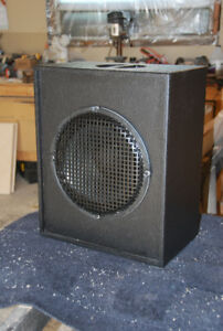 Speaker cabinets, professionally built for you