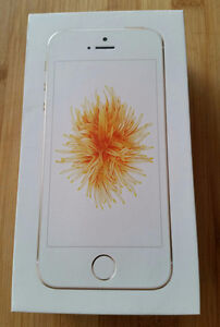 MINT CONDITION 64GB Apple iPhone SE - GOLD