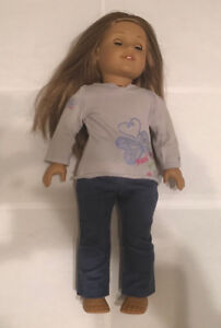 American Girl Doll with outfit