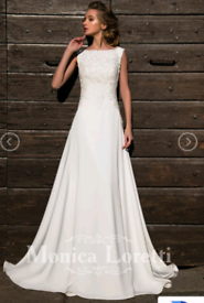 Second Hand Wedding Dresses For Sale Gumtree