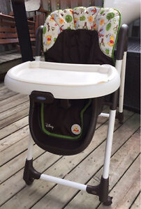 Graco Woodland Pooh Mealtime Highchair London Ontario image 1
