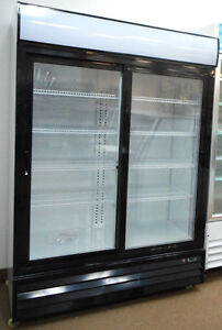 COMMERCIAL GLASS DOOR COOLERS ~AMAZING SIZESS!