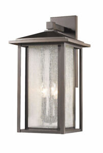 NEW Outdoor Wall Sconce