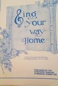 Looking for Sing Your Way Home Hymnbooks