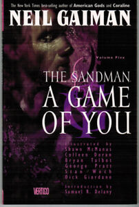 The Sandman 5 - A Game Of You: Graphic Novel