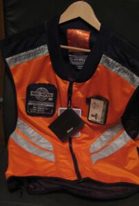 Icon vest - highly visible for riders - brand new, never worn