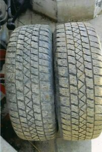 2 - Arctic Claw Winter TXi Tires