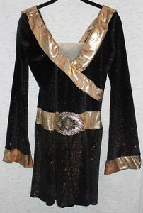 Star Wars Inspired Skating Costume for an Interpretive program