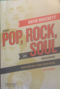 Dalhousie, Music 2019. The pop soul and rock Reader. 3rd Edition