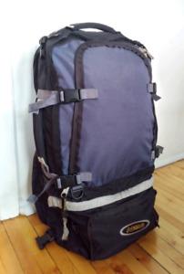 Sac à dos, backpack d'expédition, randonnée Asolo 50L