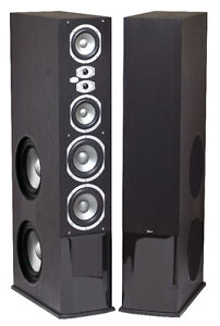 Awesome ikon cm6800 tower speakers