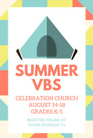 FREE VACATION BIBLE SCHOOL FOR KIDS (VBS)