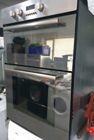 Hotpoint Built In 60cm Electric Double Oven - Free local delivery