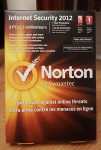 Norton Internet Security ( 3PCs 1 Year )
