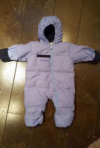 Columbia 18 month One Peice Snowsuit Bunting
