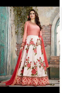 Brand new party wear anarkali suit