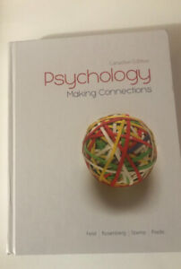 Psychology Making Connections Textbook