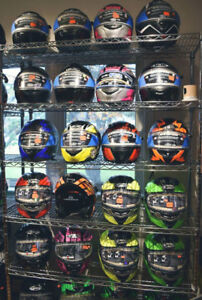 BLOWOUT SALE ON SELECT SNOWMOBILE HELMETS @ HFX MOTORSPORTS