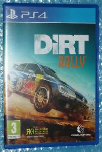 DIRT RALLY _PS4 **Free Shipping**