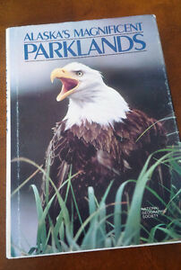 Alaska's Magnificent Parklands, National Geographic Society,1984 Kitchener / Waterloo Kitchener Area image 1