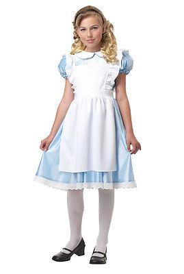 Alice In Wonderland Child Costume](Alice In Wonderland Kid Costume)