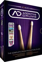 Addictive Drums 2 (Complete with ALL ADpaks) XLN Audio VSTI