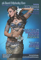 9th ANNUAL BELLY DANCING SHOW