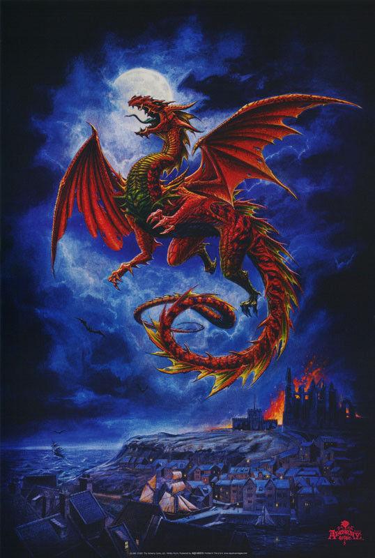 Фото драконов на открыток, мусульманки