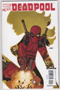 Marvel comics - Deadpool # 900