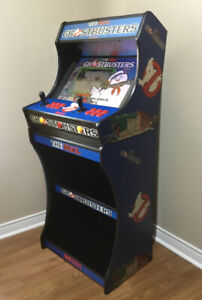 New Premium Arcade Bartop Cabinet & Stand w/ 12,136 games & Wty