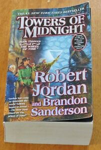 Wheel of Time: Towers of Midnight 13 by Robert Jordan and Brando