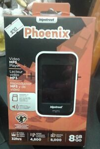 Brand New Phoenix Hipstreet Video and MP3 Player