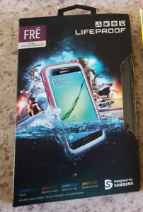 LifeProof case for Samsung S7 - New