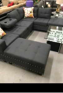 SALE Brand New!! COUCHES AND SECTIONALS