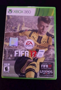 Fifa 17 for xbox 360!!!