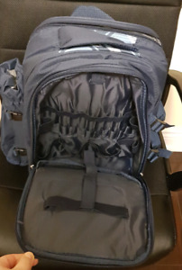 NEW! with TAG! Insulated PICNIC Backpack High Quality Blue