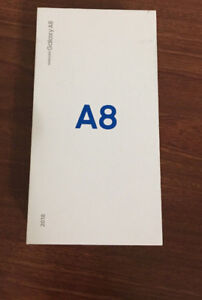 Samsung Galaxy A8 full warranty brand new in box 32gb unlocked