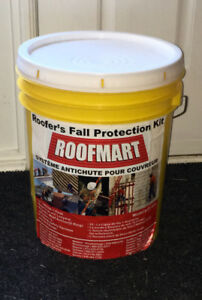 Roof Mart Fall Prevention Kit - New and Unopened