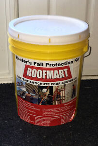 Unopened Roofmart Prime Roofer 25 ft Fall Protection Kit 23-439