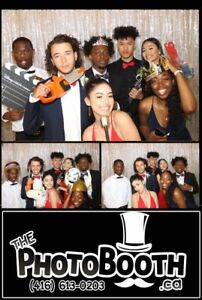 Photo Booth for Events, Weddings, Parties & More...