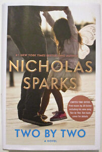 NICHOLAS SPARKS NOVEL - TWO By TWO