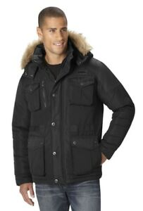 Rocawear Men's Nylon Parka Large, New