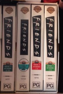 Friends videos VHS box set Hornsby Hornsby Area Preview