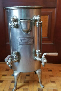 Antique Tea and Coffee Urn