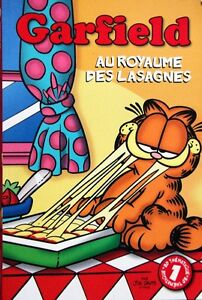 Garfield - BD Thematique 1, 3 (French Edition)