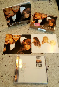 MINT condition S.E.S. 4 A Letter From Greenland with CD extra