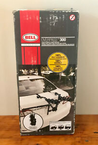 Bell Overpass 300 Compact Folding Bike Rack - New in Box